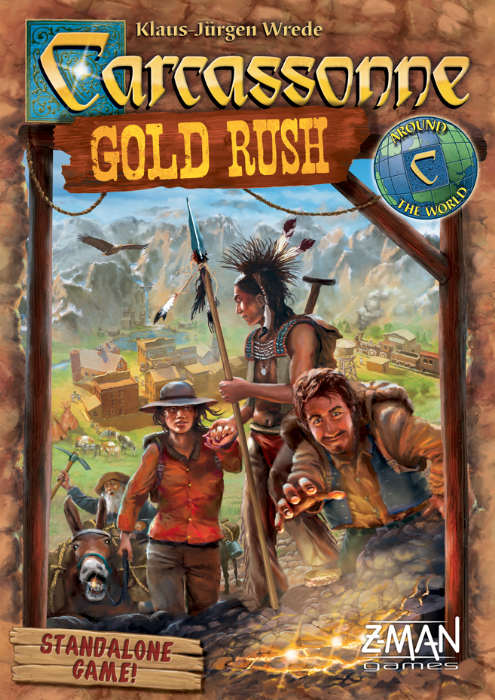 Carcassonne Goldrush